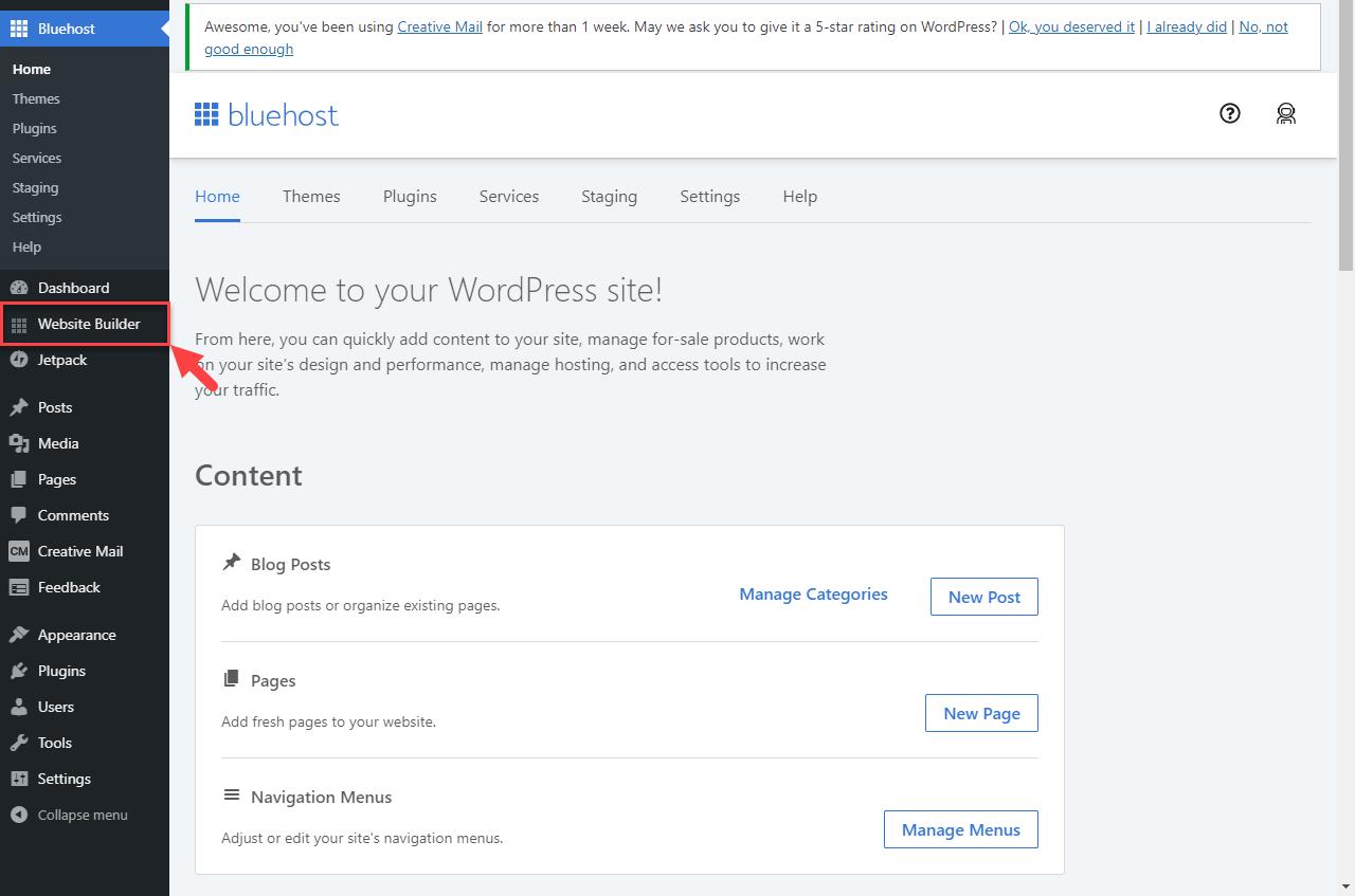 wordpress-website-builder-navigation