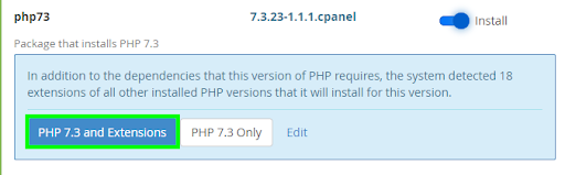 php-and-extentions