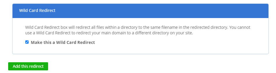 rock-bluehost-domain-wildcard-redirect