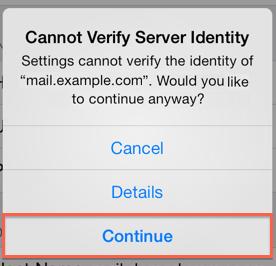 iOS-account-verifying