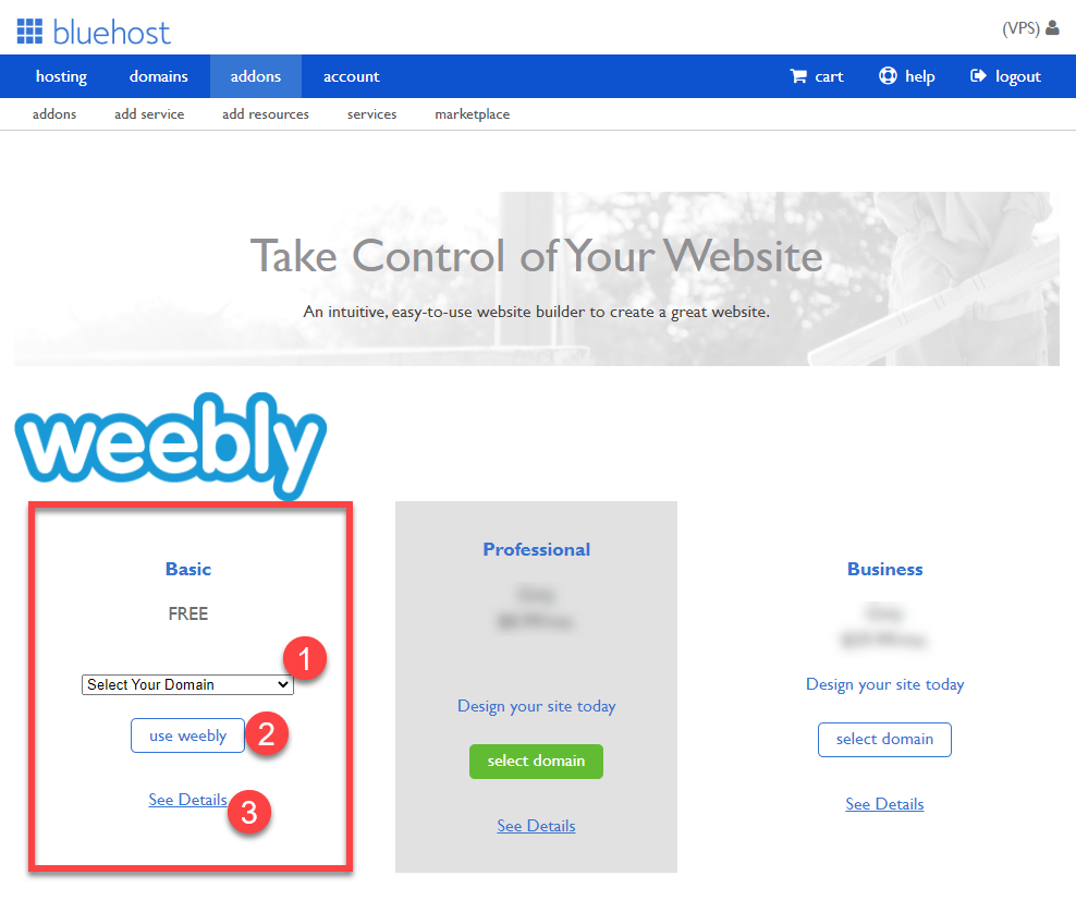 legacy-weebly-install