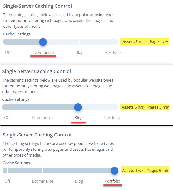 mysites-cache-settings