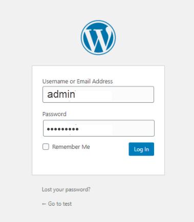 wp-admin-login