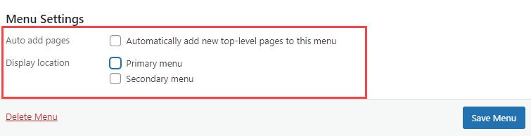 wp-appearance-menu-settings